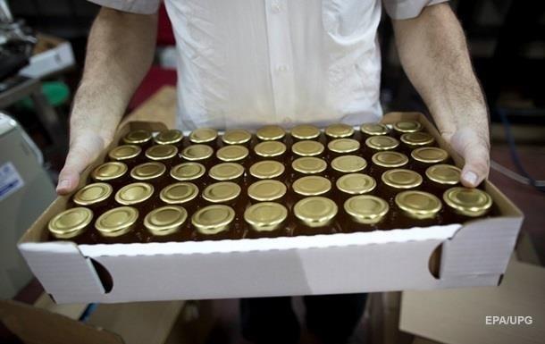 Украина рекордно увеличила экспорт меда