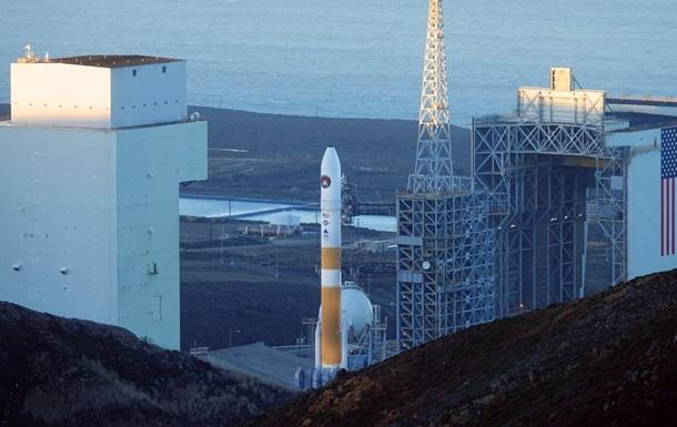 США запустили в космос секретный спутник