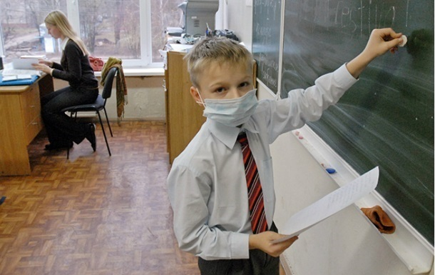In Chernigov impose a quarantine in schools and hospitals