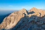 Sosednji Kranjska Rinka (2453m) in Skuta (2532m)