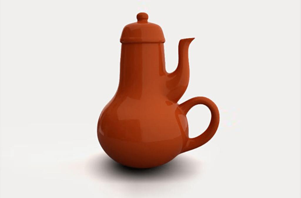 don norman teapot