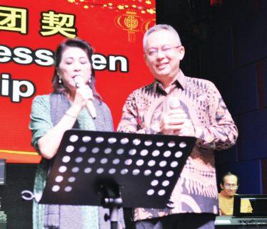 陈和夫妇献唱