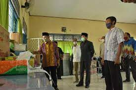 Kesiapan Luring, Komisi IV DPRD Kalsel Kunjungi Sejumlah Sekolah