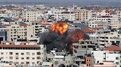 Kekerasan antara warga Israel-Palestina semakin memuncak pada Jumat (14/5/2021).