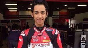 Pebalap Indonesia Catat Sejarah di Moto3