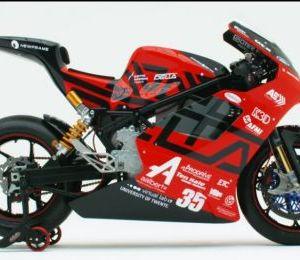 Motor Listrik Bernuansa Superbike, Bisa Tembus Top Speed 300 Kpj