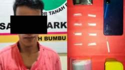 Pengedar Narkoba di Tanah Bumbu Tertangkap Polisi