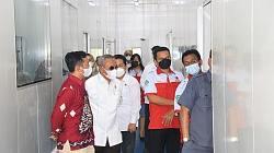 Anggota Komisi II DPRD Banjarbaru kunjungi UPT Gudang Transito. (Foto:ist)