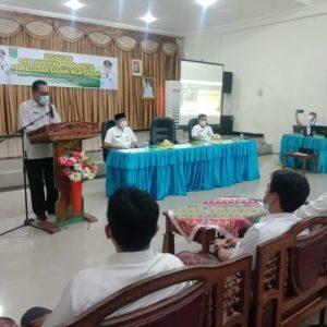 Tanah Bumbu Launching Modul Digital