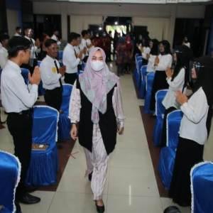 Calon Naga Intan Kabupaten Banjar Karantina Terbuka