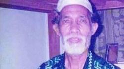 Tuan Guru Muhammad Dachlan atau Tuan Guru Cantung, Kotabaru Kalsel. (foto: ist)