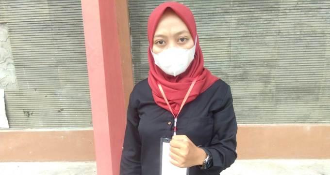 Pelatih taekwondo Kabupaten Banjar, Nur Syifa. (Foto: Aristy/koranbanjar.net)