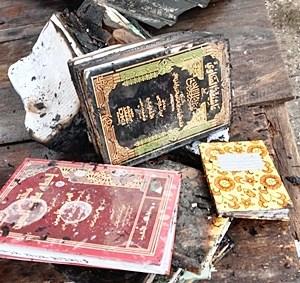 Kebakaran di Ponpes Al Falah Banjarbaru, Kitab Suci Alqur'an Masih Utuh