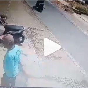 Viral Pria Nyolong Tabung Gas LPG di Malang Terekam CCTV, Warganet: Efek PPKM