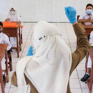 PTM di Banjarbaru Segera Dilakukan setelah Pelajar Divaksin