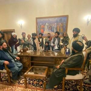 Pemerintah Afghanistan yang Didukung AS Ambruk, Sebagian Anggota Kongres Marah