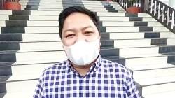 Ketua DPRD Kab. Banjar Muhammad Rofiqi