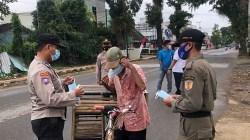 Penerapan PPKm akan dimulai di Kabupaten HST. (foto: ramli)