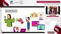 Webinar Literasi Digital Kabupaten Tapin.