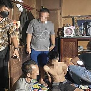 Polisi Bekuk Dua Pengedar Sabu Asal Desa Pemangkih, Kabupaten HST