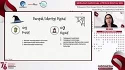 Webinar Literasi Digital