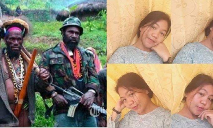 Gabriella Meilani, nakes yang gugur akibat serangan KKB Papua. [IST]