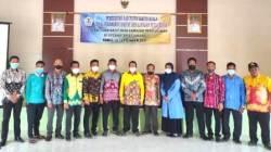 Dinas Perumahan Rakyat dan Kawasan Permukiman (Perkim) Kabupaten Batola melakukan pendataan perumahan. (foto: faqih)