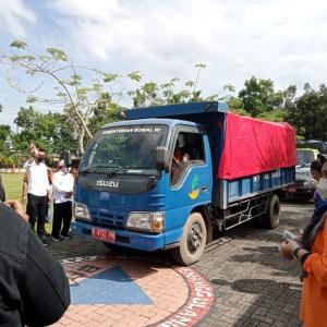 Hanya dalam Waktu 24 Jam Martapura Barat Kumpulkan 50 Juta untuk Bantuan Banjir Kalteng