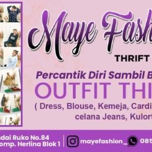 Jual Baju Murah di Banjarmasin Maye Fashion