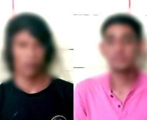 Narkoba Kaltim, Polisi Ciduk Dua Tersangka Sabu, Simpan Barbuk di Kamar Tidur