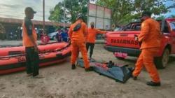 Korban tenggelam saat memancing di Sungai Katingan, nenek Maranie sudah ditemukan Tim Gabungan Palangkaraya. (foto: borneo24/koranbanjar.net)