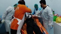 Wahyu tewas dengan kondisi mengenaskan, mengalami 9 luka tusukan. (foto: istimewa)