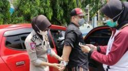 Pelaku perampokan diamankan pihak kepolisian. (foto: suara.com)