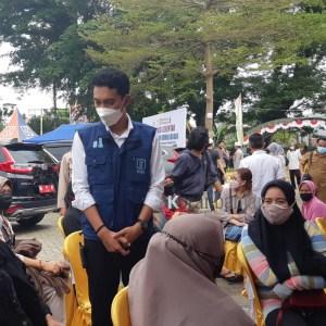 Galang Sinergitas, Forkopimda Kabupaten Banjar Terus Kebut Vaksinasi Massal