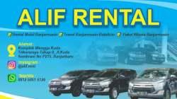 Rental Mobil Banjarmasin Murah Alif Rental