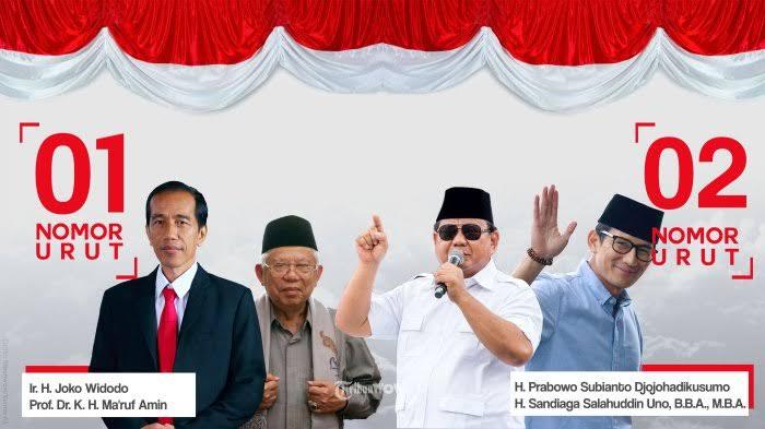 Rekapitulasi Pilpres 2019 Usai, Ini Hasil Suara Tiap Provinsi