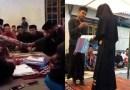 Pengantin di Lombok Tengah Menikah dengan Mahar Kain Kafan