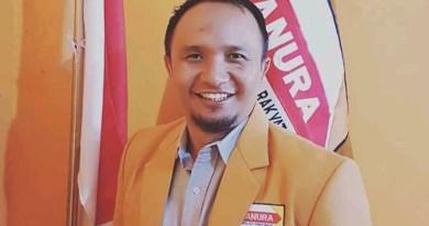Hanura Lombok Tengah Apresiasi Mirwan Amir Maju Munas