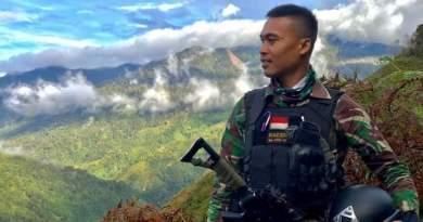 Prajurit TNI Asal Lombok Gugur Baku Tembak di Papua