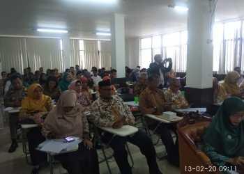 Kecamatan Sukmajaya Melaksanakan Giat Forum Renja OPD