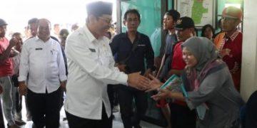 Wali Kota Depok Membuka Sosialisasi Penyalahgunaan Bahaya Narkoba di SMAN 3