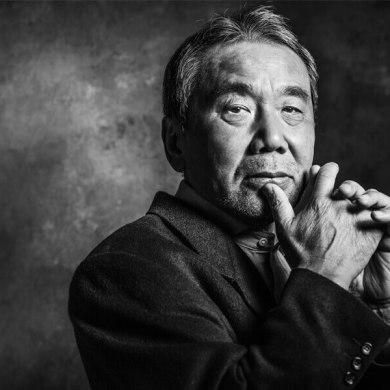 Haruki Murakami (c) Dominik Butzman