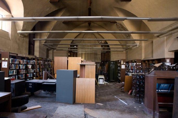 Biblioteca Publica de Detroit Mark Twian Branch 2