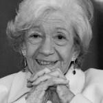 Fallece la escritora Ana María Matute (1925-2014)