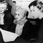 La extraña cena de Carson McCullers, Isak Dinesen y Marilyn Monroe
