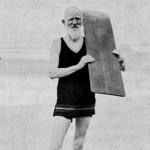 Bernard Shaw surfea