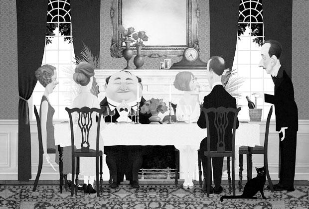 Roald Dahl - La cata