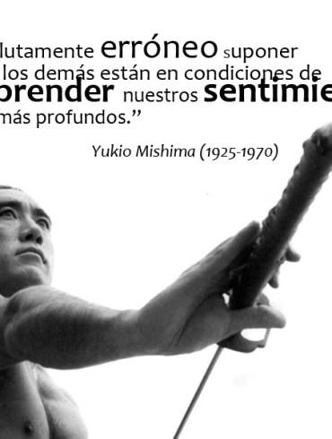 Frases de Yukio Mishima