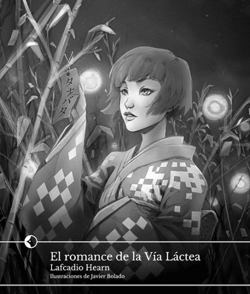 El romance de la Via Lactea - Hearn - Chidori Books