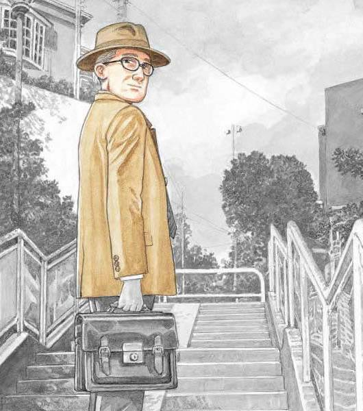 Los anos dulces - Jiro Taniguchi Hiromi Kawakami